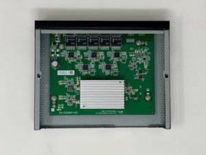 QSW 1105 5T interieur 300x225 - Test du QNAP QSW-1105-5T : Switch 5 ports 2,5 Gbit/s