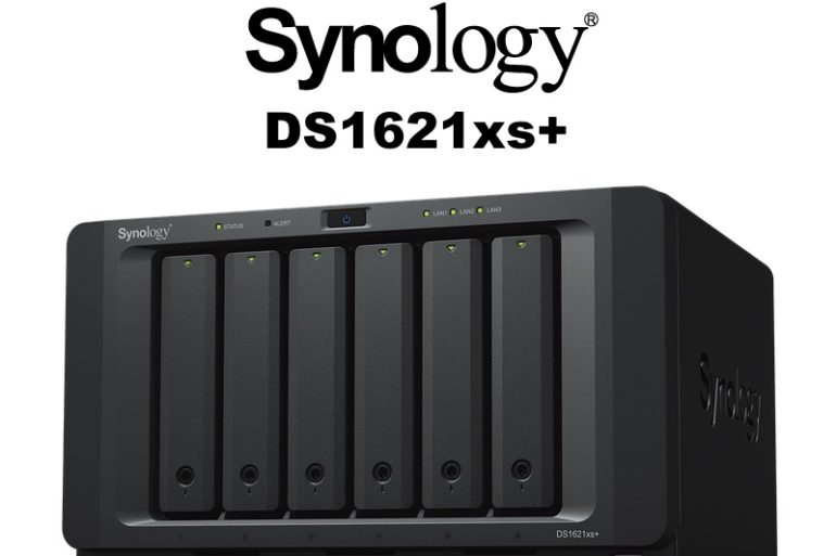 Synology DS1621xs 770x513 - NAS - Synology va lancer le DS1621xs+