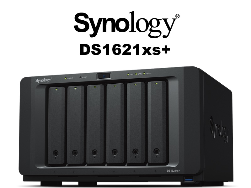 Synology DS1621xs - NAS - Synology va lancer le DS1621xs+