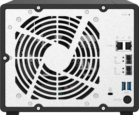 TS 932PX arriere - NAS - QNAP annonce l'arrivée du TS-932PX (2,5 et 10 Gbit/s)