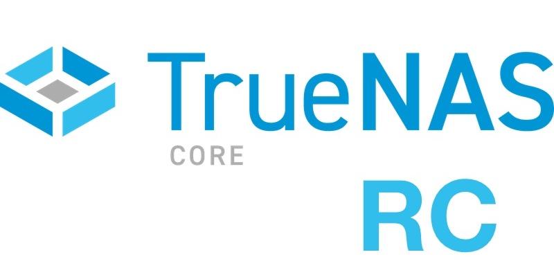 TrueNAS CORE 1 - NAS - TrueNAS CORE 12 est disponible en RC... mais il faudra attendre pour SCALE