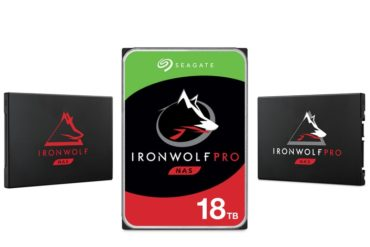ironwolf 2020 370x247 - NAS - Seagate annonce un IronWolf Pro 18 To et 2 nouveaux SSD