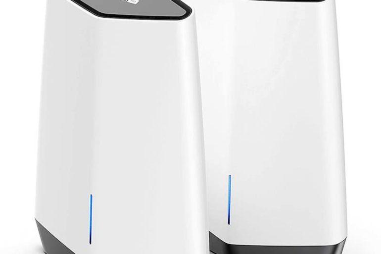 netgear SXK80 770x513 - Netgear annonce l'Orbi Pro Wi-Fi 6