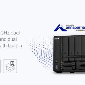 ts 932px 293x293 - NAS - QNAP annonce l'arrivée du TS-932PX (2,5 et 10 Gbit/s)