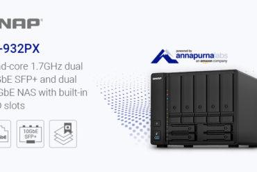 ts 932px 370x247 - NAS - QNAP annonce l'arrivée du TS-932PX (2,5 et 10 Gbit/s)