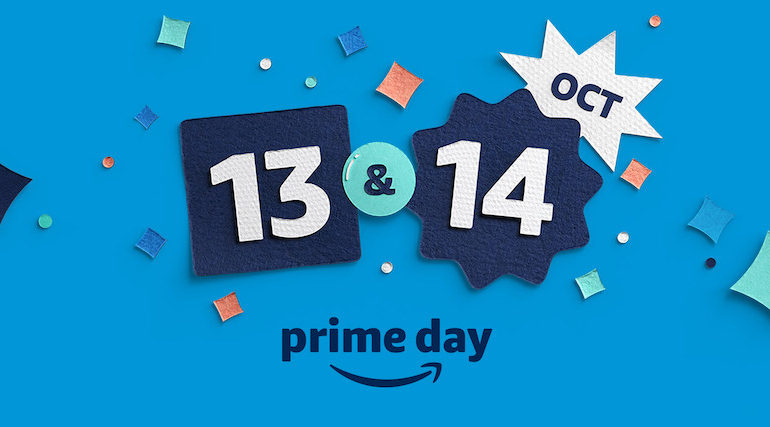 Prime Day 13 14 oct 770x427 - Offres exclusives Amazon Prime Day (13 et 14 octobre )
