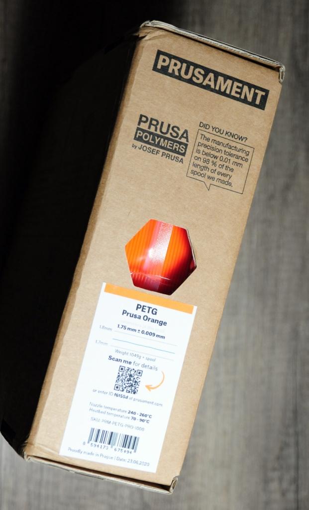 Prusa mk3s 65 - Prusa MK3S - Qualité et facilité