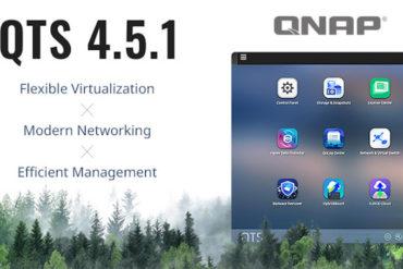 QNAP QTS 4.5.1 370x247 - QNAP met à jour ses NAS avec QTS 4.5.1 : Wi-Fi 6, migration de VM, TL SAS...