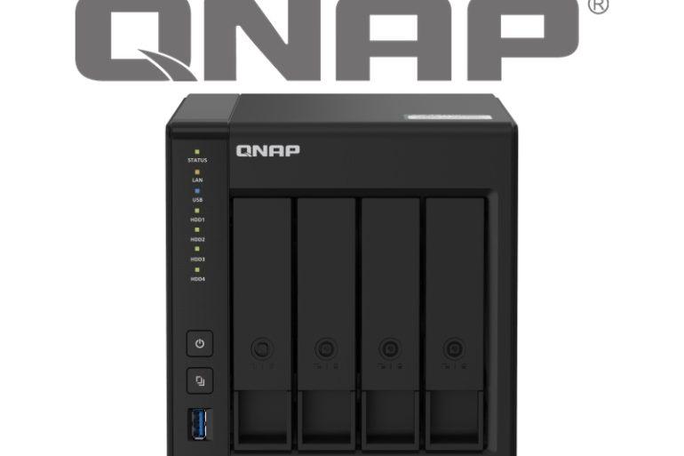 QNAP TS 451D2 770x513 - NAS - QNAP lance le TS-451D2