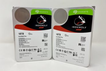 Seagate IronWolf Pro 18 To 370x247 - NAS - Test Seagate IronWolf Pro 18 To