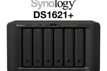 Synology DS1621 370x247 - NAS - Synology DS1621+ avec processeur AMD Ryzen V1500B