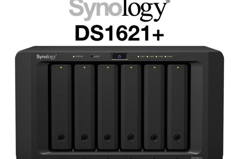 Synology DS1621 770x513 - NAS - Synology DS1621+ avec processeur AMD Ryzen V1500B