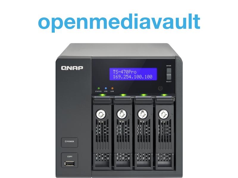 omv - NAS - openmediavault (Tuto et prise en main)