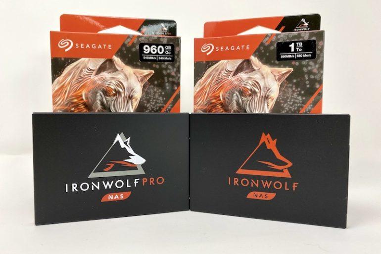 ssd IronWolf 125 770x513 - NAS - Test des SSD Seagate IronWolf 125 & IronWolf Pro 125