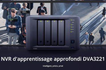 DVA3221 370x247 - Synology lance le DVA3221 : NAS & NVR intelligent...