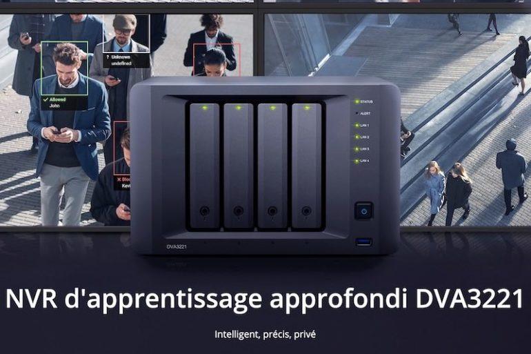 DVA3221 770x513 - Synology lance le DVA3221 : NAS & NVR intelligent...