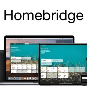 Homebridge homekit apple 293x293 - Apple HomeKit avec un Raspberry Pi, Docker, Synology, Freebox...