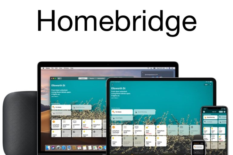 Homebridge homekit apple 770x513 - Apple HomeKit avec un Raspberry Pi, Docker, Synology, Freebox...