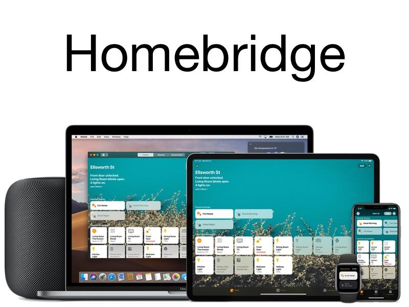 Homebridge homekit apple - Apple HomeKit avec un Raspberry Pi, Docker, Synology, Freebox...