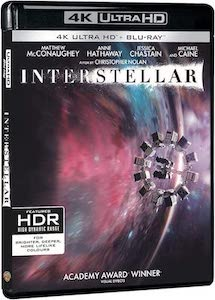 Interstellar - Promotions Amazon... en attendant le Black Friday 2020