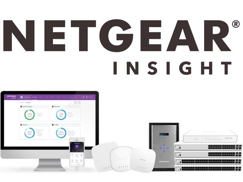 Netgear insight 2020 - Netgear Insight : Administrer facilement vos réseaux à distance
