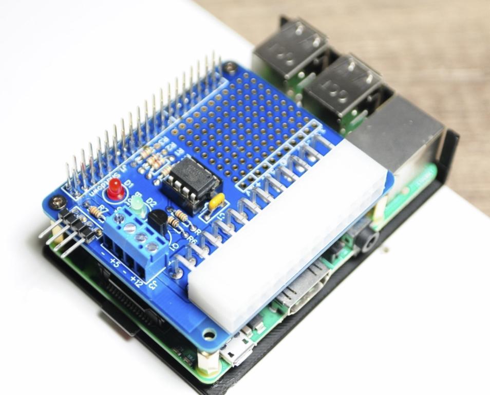 Rpi alim9 - Alimenter et piloter un Raspberry Pi avec une alim ATX