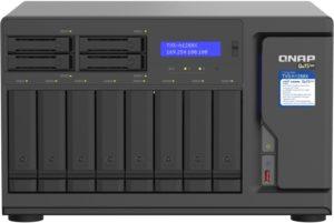 TVS h1288x 300x201 - NAS - QNAP lance les TVS-h1288X et TVS-h1688X : Intel Xeon, 10 Gbit/s, SSD NVMe...
