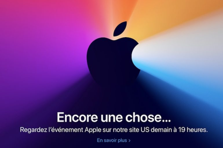 "apple 10 novembre 770x513 - Apple ""One more thing"", ce que l'on sait de la présentation"