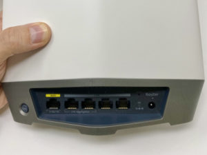 arriere orbi pro 300x225 - Test du kit Netgear Orbi Pro Wi-Fi 6