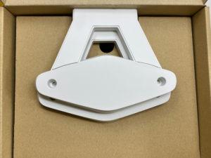 fixation mur 300x225 - Test du kit Netgear Orbi Pro Wi-Fi 6
