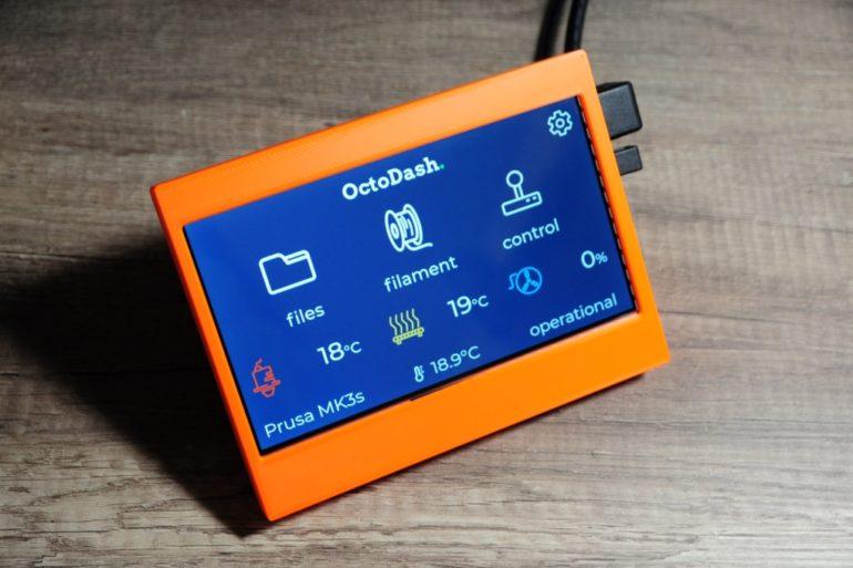 lcd rpi 13 770x513 - Raspberry Pi : Connecter un écran LCD tactile