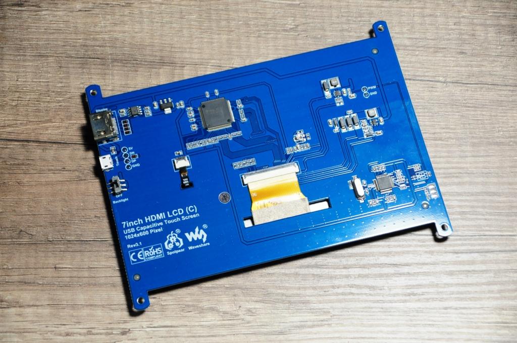lcd rpi 4 - Raspberry Pi : Connecter un écran LCD tactile