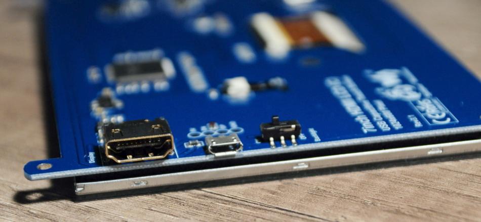 lcd rpi 5 - Raspberry Pi : Connecter un écran LCD tactile