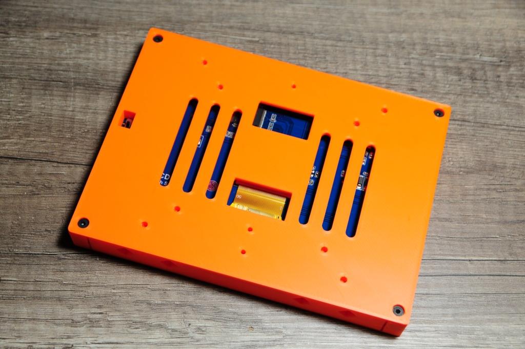 lcd rpi 8 - Raspberry Pi : Connecter un écran LCD tactile