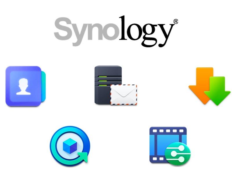 paquets synology - NAS - Synology Contacts et autres nouveautés