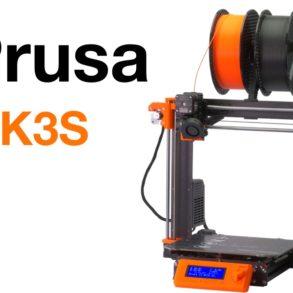 test Prusa MK3S 293x293 - Prusa MK3S - Qualité et facilité