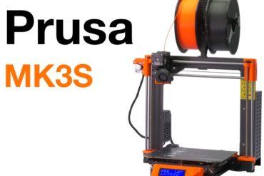 test Prusa MK3S 370x247 - Prusa MK3S - Qualité et facilité