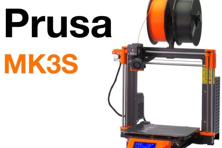 test Prusa MK3S 770x513 - Prusa MK3S - Qualité et facilité