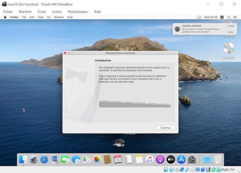 13 fini - VirtualBox - macOS Big Sur sur votre PC Windows