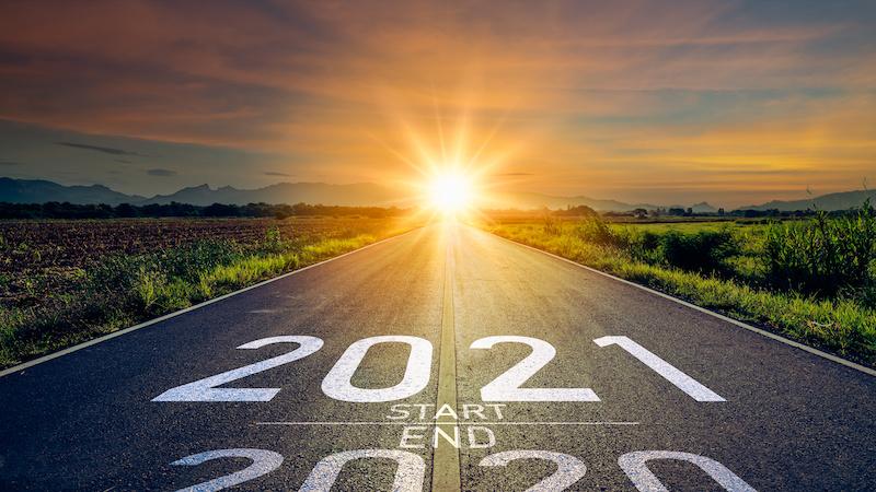 2021 - Bonne année 2021