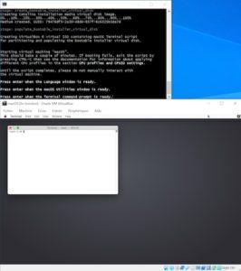 4 lancement terminal 266x300 - VirtualBox - macOS Big Sur sur votre PC Windows