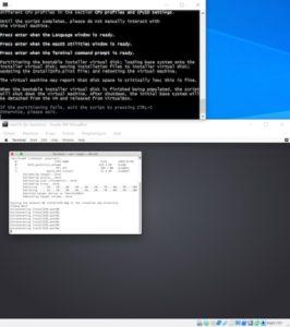 5 patienter 266x300 - VirtualBox - macOS Big Sur sur votre PC Windows