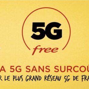 5G Free 2020 293x293 - 5G - Free revendique le plus grand réseau... sans surcoût pour le consommateur