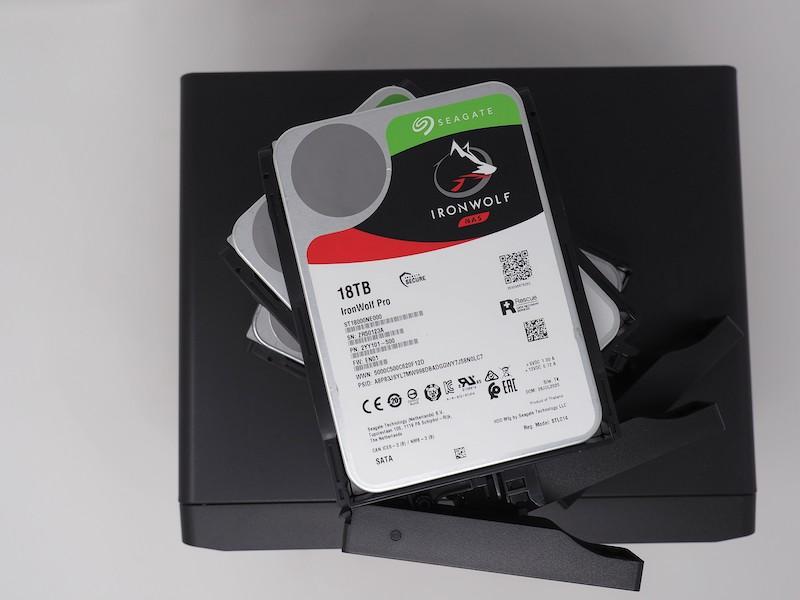 IronWolf Pro DS1621 - NAS - Test du Synology DS1621+, la nouvelle référence...