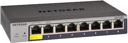 Netgear GS108T 2020 - NAS 2020 - Guide d'achat et comparatif serveurs