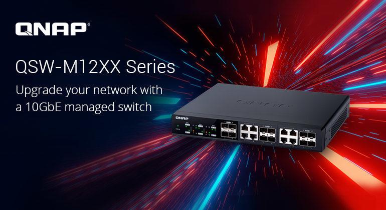 QNAP QSW M12XX 2020 770x420 - QNAP lance 3 switches administrables Multi-Gig : QSW-M1204-4C, QSW-M1208-8C et QSW-M804-4C