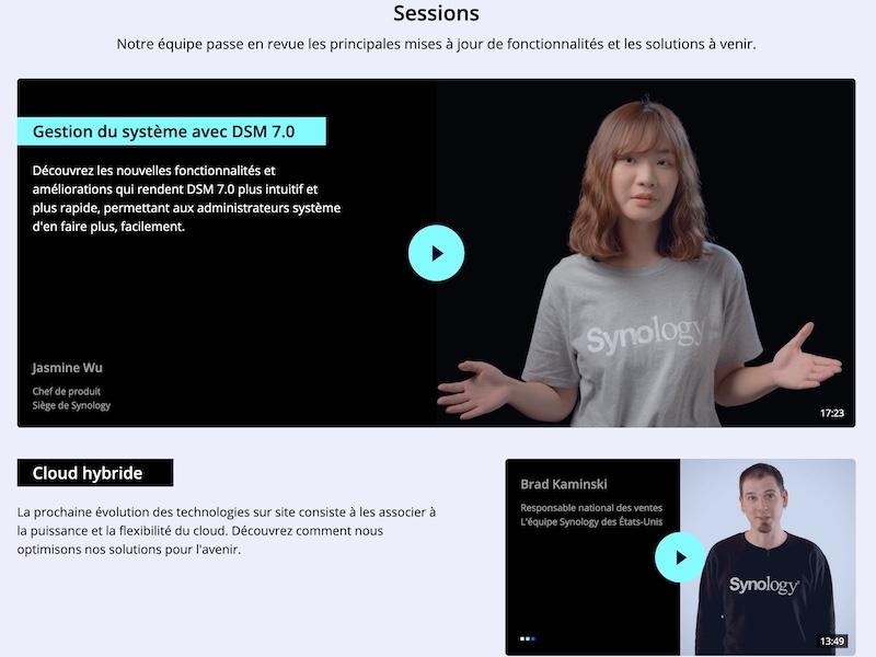 Synology 2021 - Synology DSM 7.0 Bêta est disponible pour tous