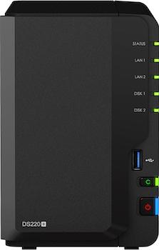Synology DS220 - NAS 2020 - Guide d'achat et comparatif serveurs