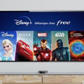 free disney 2020 293x293 - Disney+ gratuit chez Free pendant 6 mois