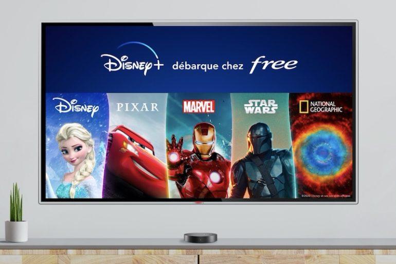free disney 2020 770x513 - Disney+ gratuit chez Free pendant 6 mois